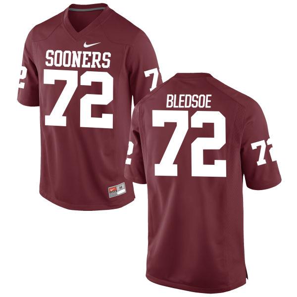Women's Nike Amani Bledsoe Oklahoma Sooners Limited Crimson Football Jersey